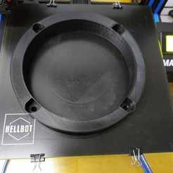 Separador parlantes.jpeg Télécharger fichier STL haut-parleurs à baffle • Modèle pour impression 3D, jranciari