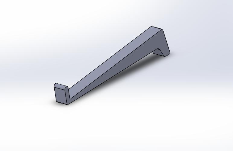 Foto 3.png Télécharger fichier STL gratuit Notebook Stand- Soporte para notebook o laptop • Plan pour impression 3D, martinmarolt17