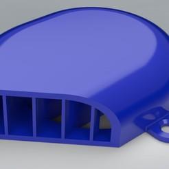 Impresiones 3D gratis El ventilador de la fuente de alimentación se redirige, maxxi999cults3d