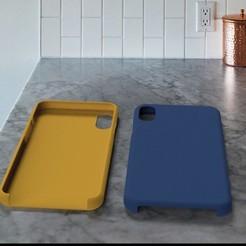 untitled.4 copia.jpg Télécharger fichier STL Affaire iPhone XR • Plan à imprimer en 3D, alexis-ibi