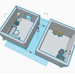 bandicam 2020-05-19 22-27-41-640.jpg Télécharger fichier STL accueil • Design imprimable en 3D, makrolem