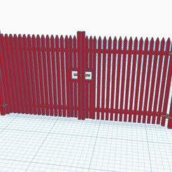 Download STL file Security gate • 3D print design, trombo_16