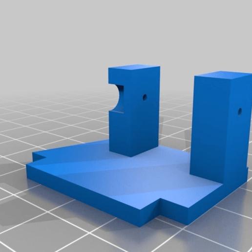0acdc36f03c603d2a129cd3f5a7d5de2.png Télécharger fichier STL gratuit Mécanique de la bouche et du sourcil, adaptable à la mécanique de l'œil • Modèle pour impression 3D, kakiemon