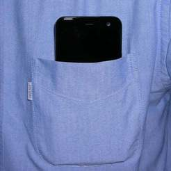 in.JPG Télécharger fichier STL gratuit Pince de poche pour téléphone intelligent • Objet imprimable en 3D, kakiemon