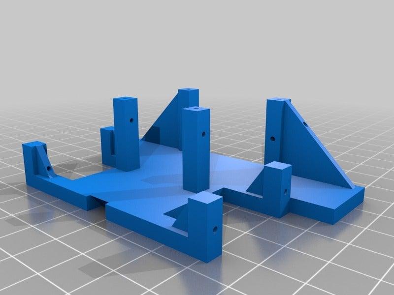 fa661177ad33fee32fbb480076296ff5.png Télécharger fichier STL gratuit Mécanique de la bouche et du sourcil, adaptable à la mécanique de l'œil • Modèle pour impression 3D, kakiemon