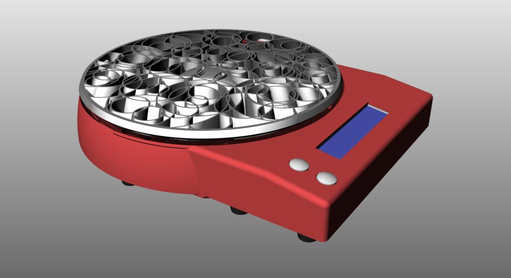 from_left.png Télécharger fichier OBJ gratuit Conception d'une échelle de cuisine • Design à imprimer en 3D, kakiemon