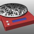 from_front_left.png Télécharger fichier OBJ gratuit Conception d'une échelle de cuisine • Design à imprimer en 3D, kakiemon