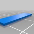 slider_stop.png Télécharger fichier OBJ gratuit Conception d'une échelle de cuisine • Design à imprimer en 3D, kakiemon