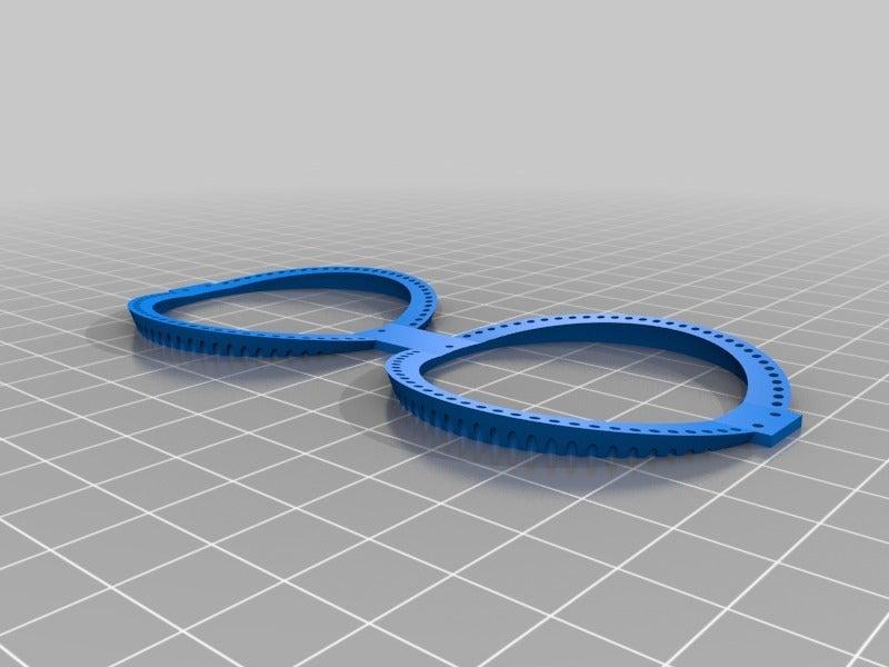 fbdaadd554152b33af44e2772d94ddf6.png Télécharger fichier STL gratuit Mécanique de la bouche et du sourcil, adaptable à la mécanique de l'œil • Modèle pour impression 3D, kakiemon