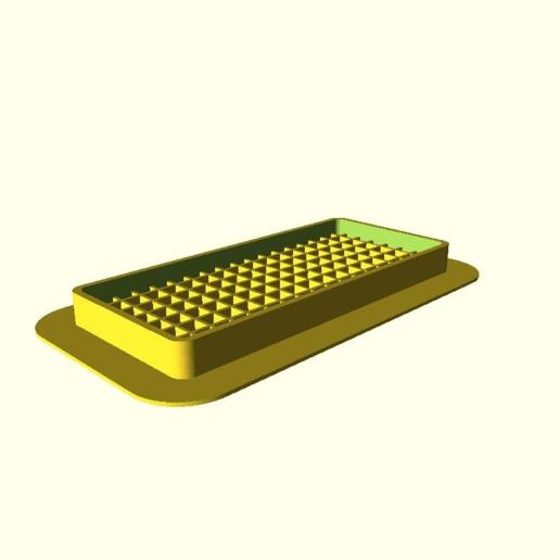 8bd13b7c9a483166fd8d10d4288fe107.png Télécharger fichier SCAD gratuit Grille de ventilation personnalisable • Design à imprimer en 3D, kakiemon