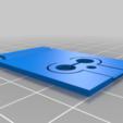 door.png Télécharger fichier OBJ gratuit Conception d'une échelle de cuisine • Design à imprimer en 3D, kakiemon
