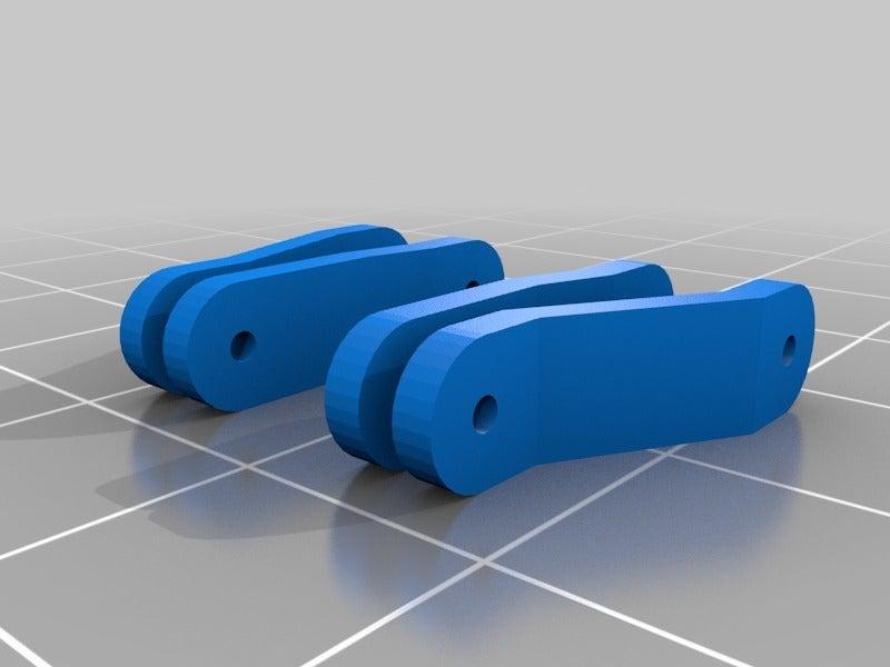73961685707c4746dec67c4c8e3f93c0.png Télécharger fichier STL gratuit Mécanique de la bouche et du sourcil, adaptable à la mécanique de l'œil • Modèle pour impression 3D, kakiemon