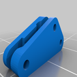 Télécharger fichier STL gratuit mécanique des yeux animatronique à distance réglable • Design imprimable en 3D, kakiemon