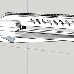 VSR 10.jpg Télécharger fichier STL VSR 10 Bulpup Stock • Plan pour impression 3D, berserker084