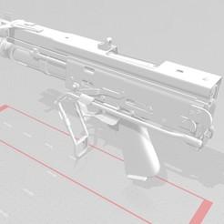 Descargar archivo STL Escopeta Half Life Alyx • Objeto para impresora 3D, berserker084