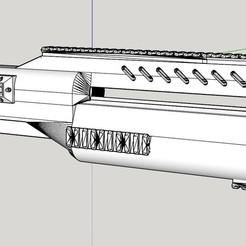 VSR 10 HPA.jpg Télécharger fichier STL VSR 10 HPA Bulpup Stock • Modèle pour imprimante 3D, berserker084