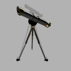 Telescope_16mm_assembly_v3.png Télécharger fichier STL gratuit Télescope • Plan à imprimer en 3D, the23flavors