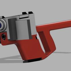Sensor_Gun_v6.png Télécharger fichier STL gratuit Carabine de sondage Fowler • Objet imprimable en 3D, the23flavors