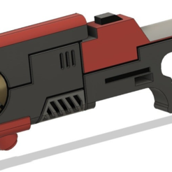 Pulse_Blaster_Snip.PNG Download free STL file Blaster • 3D printing object, the23flavors