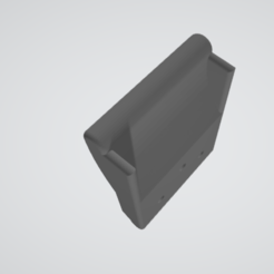 petit bac.PNG Download STL file Climbing socket type tray • 3D printable design, MartinChombart
