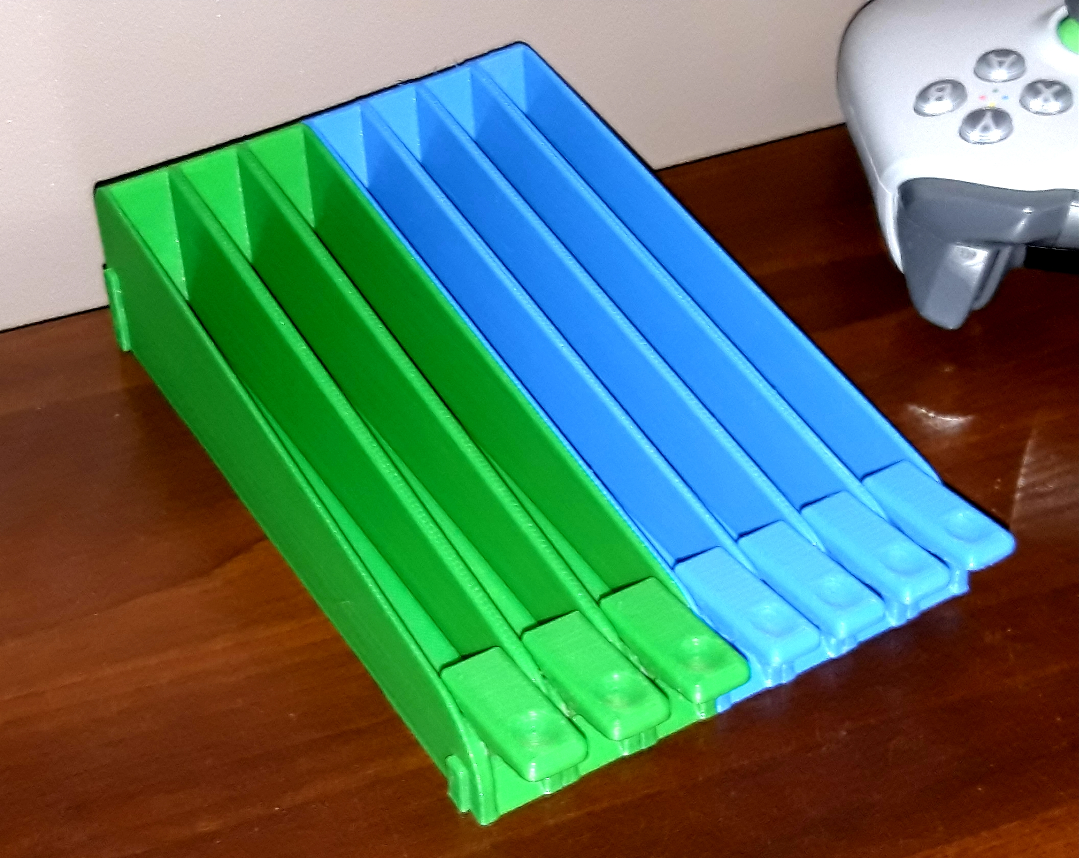 20210106_143636.jpg Download STL file Disc stand • 3D printing object, ombre-gringo