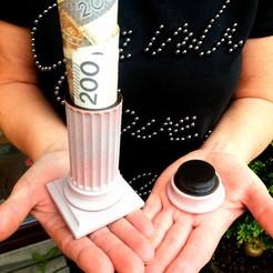 20200621_170556.jpg Télécharger fichier STL Boîte à monnaie • Design pour imprimante 3D, ombre-gringo