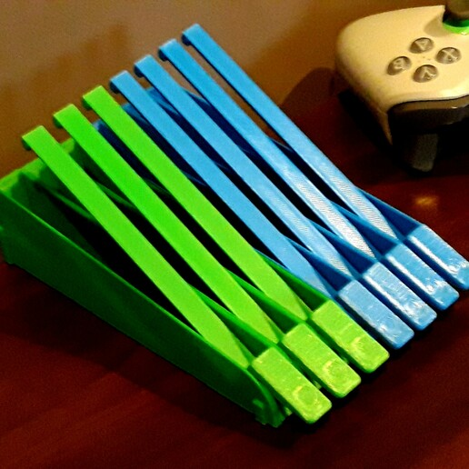 20210106_143556.jpg Download STL file Disc stand • 3D printing object, ombre-gringo