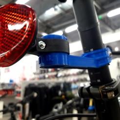 20201031_174123.jpg Download STL file Bicycle light extension • 3D printable design, ombre-gringo