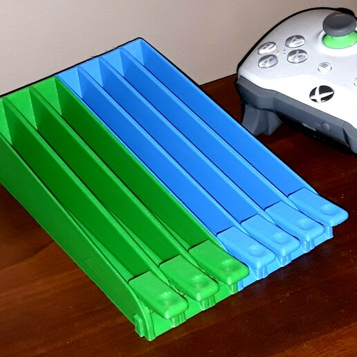 20210106_143721.jpg Download STL file Disc stand • 3D printing object, ombre-gringo