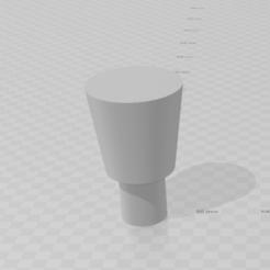 peg.PNG Download free STL file Small Peg • 3D printer model, JayMull420
