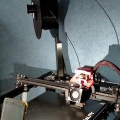 IMG20200831180056.jpg Télécharger fichier STL gratuit Ender 5 - Support de bobine pour Direct drive • Modèle pour impression 3D, Rico38