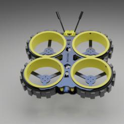 """1.png Télécharger fichier STL Bourdon 3"""" Bâtard 142mm • Modèle pour imprimante 3D, manuel666"""