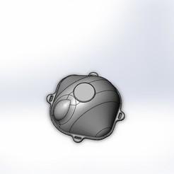 nose cone 2.JPG Télécharger fichier STL Moule pour masque facial • Design pour impression 3D, president1956