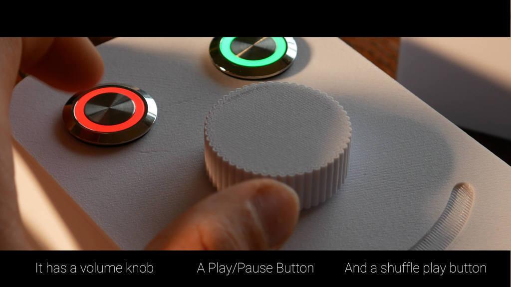 Bytte_av_filament_2.00_00_56_16.Still005.jpg Download free STL file JUUKE - RFID Music Player • 3D printable design, Ananords