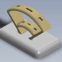 Screenshot_5.png Télécharger fichier STL Porte-épée • Design pour impression 3D, XaviVilasecaGarcia