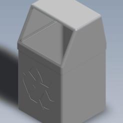 Screenshot_2.png Télécharger fichier STL Poubelle • Plan pour impression 3D, XaviVilasecaGarcia