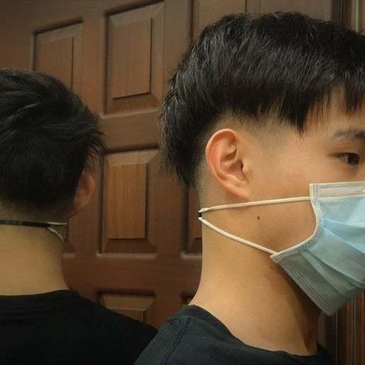 Télécharger fichier STL gratuit Pince à masque COVID-19 améliorée • Plan à imprimer en 3D, nerdwarrior