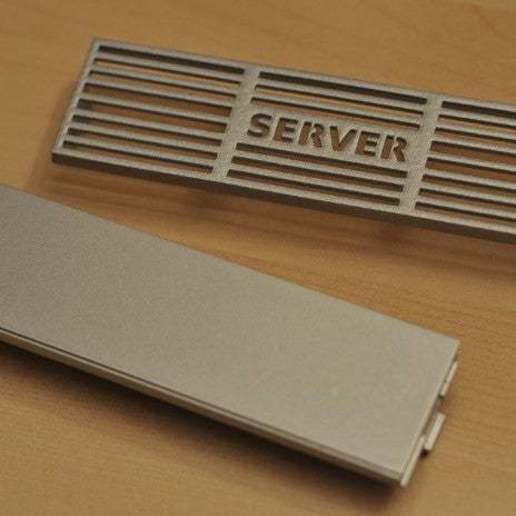 CANSAVC_04.JPG Télécharger fichier STL gratuit Couvercle de ventilation à fente NSK2400 de Custom Antec • Design pour impression 3D, francoispolito