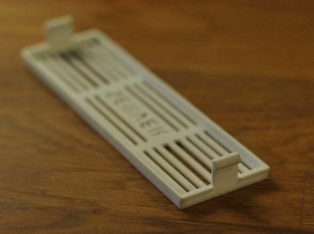 CANSAVC_01.JPG Télécharger fichier STL gratuit Couvercle de ventilation à fente NSK2400 de Custom Antec • Design pour impression 3D, francoispolito