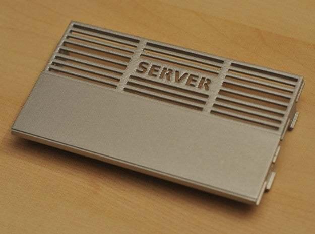 CANSAVC_05.JPG Télécharger fichier STL gratuit Couvercle de ventilation à fente NSK2400 de Custom Antec • Design pour impression 3D, francoispolito