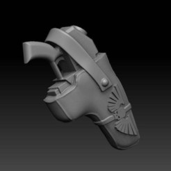 Télécharger fichier STL gratuit Étuis de pistolet à laser • Plan pour impression 3D, Spig