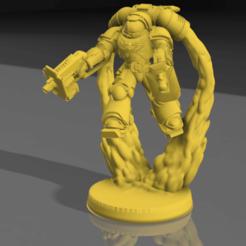 Descargar Modelos 3D para imprimir gratis Interceptor de asalto, Spig