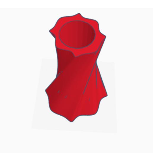 Cool Lappi _ Tinkercad - Google Chrome 11_04_2020 01_12_48 (2).png Télécharger fichier STL gratuit POT DE FLEUR /flower pot/ Maison /decoration/ Lifestyle/ artistique torsadé vase • Plan imprimable en 3D, Mathias_Cst07