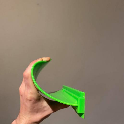 92529251_916078082183077_5693846094291664896_n.jpg Download free STL file Paddle fin Aileron paddle ITIWIT • 3D printing object, fred825