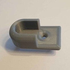 Télécharger fichier 3D gratuit Support tube de penderie, philsw156