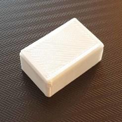 Download free STL file Moulding end cap Legrand 20X12.5 • 3D printable model, philsw156