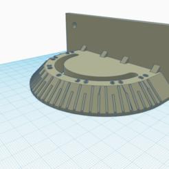 SAW_table_mitre_gauge.png Download free STL file Mitre gauge (Saw table) • 3D print template, made_by_hands