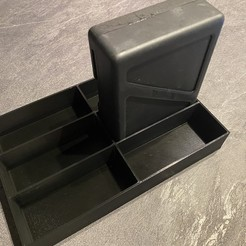 IMG_3372.jpg Download free STL file battery storage dji TB50 • 3D printable object, savinkevin