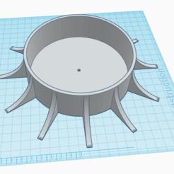 AntiOdeur.png Download STL file Manhole cover • 3D printable model, Fabdu571