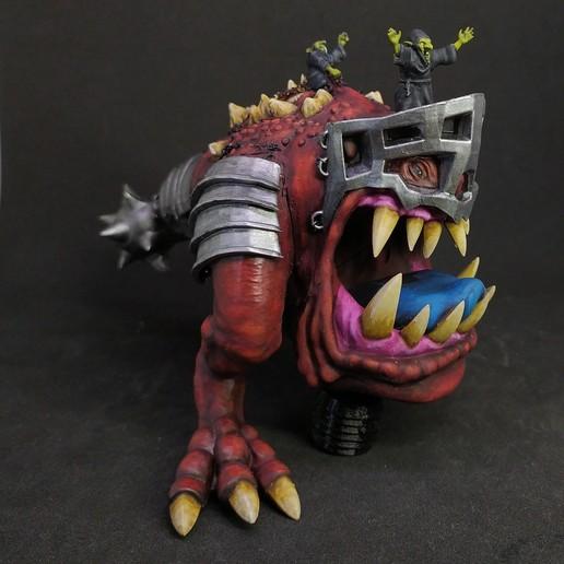 IMG_20200702_171906_1.jpg Download free STL file The Biggest Mouth • 3D printing design, Pariah_prints